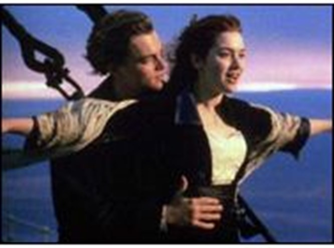 Titanic'in aşıkları 10 yıl sonra buluştu